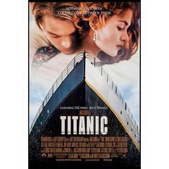 """""""Titanic"""", Film Poster, 1997"""