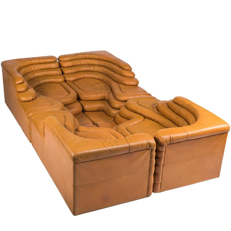 Ubald Klug Terrazza Furniture System For De Sede At 1stdibs