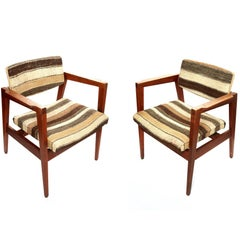Pair of Mid-20th Century Danish Armchairs