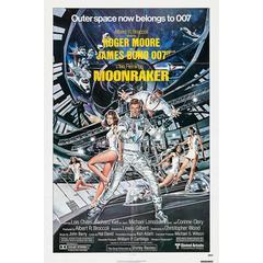"""""""Moonraker"""", Film Poster, 1979"""