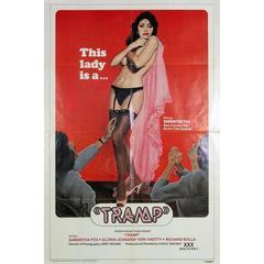 """Tramp"" Film Poster, 1980"