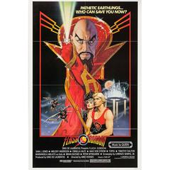 """Flash Gordon"" Film Poster, 1980"
