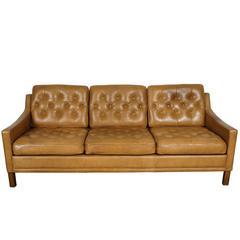Swedish Mid-Century Sofa Designed by Ib Kofod-Larsen, circa 1960