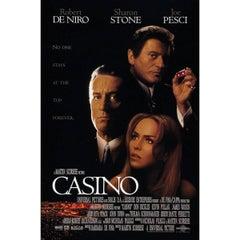 """""""Casino"""" Film Poster, 1995"""