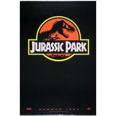 """""""Jurassic Park"""" Film Poster, 1993"""