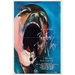 """""""Pink Floyd The Wall"""" Film Poster, 1982"""