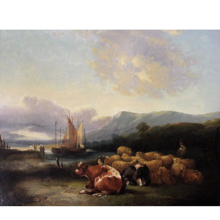 William Shayer Painting