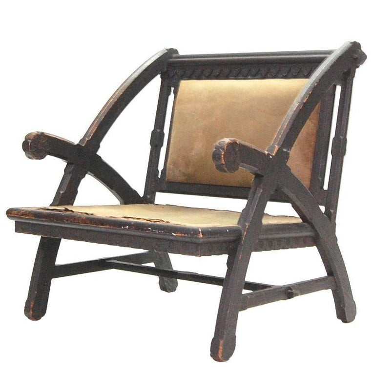 Chair Designed by H. H. Richardson For Sale