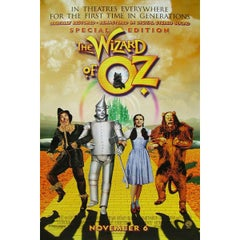 """""""The Wizard of Oz"""" Film Poster, 1998"""
