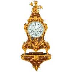 19th Century French Bracket Clock