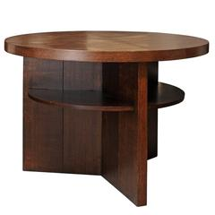 Art Deco, Occasional Table