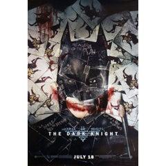 """The Dark Knight"" Film Poster, 2008"