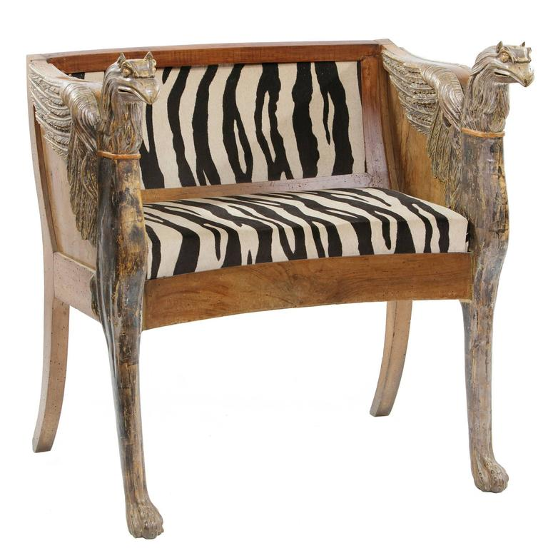 Bon Eclectic Armchairs 19th Century For Sale