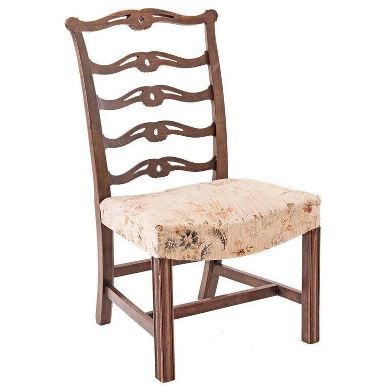 Original and documented Jugendstil Adolf Loos Chair 20th Century 1907  For Sale