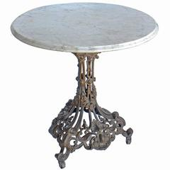 Victorian Marble Centre Table