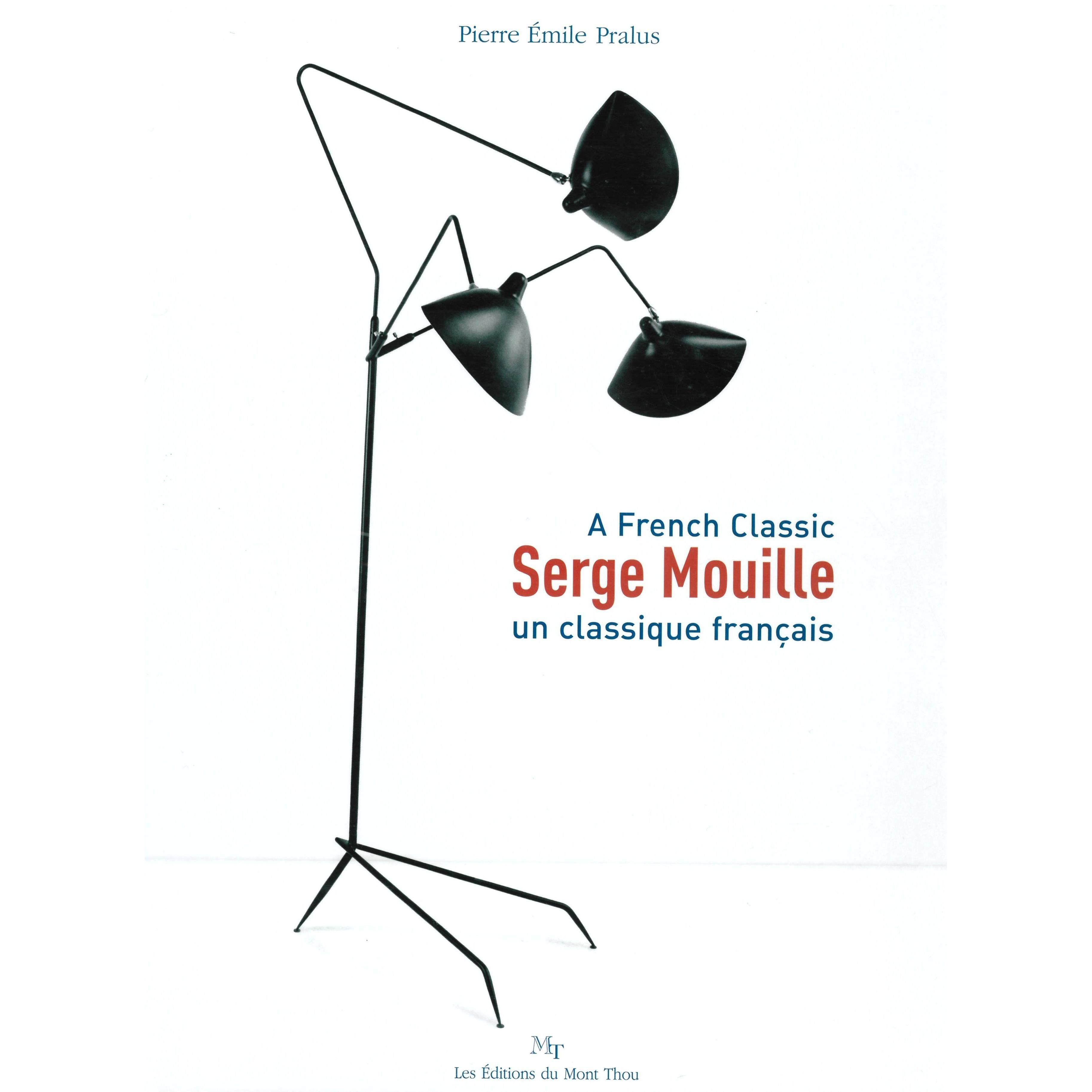Serge Mouille  A French Classic Book For Sale At