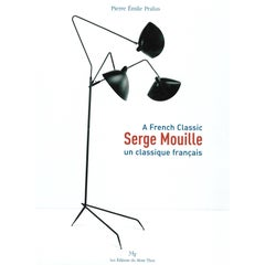 """""""SERGE MOUILLE - A French Classic"""" Book"""
