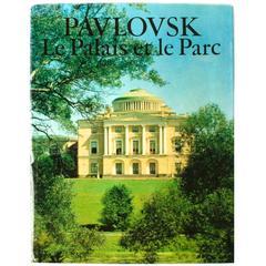 Pavlovk Le Palais et le Park, First Edition