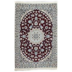 Red Nain Area Rug