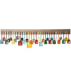 Collection of Antique Toy Shovels