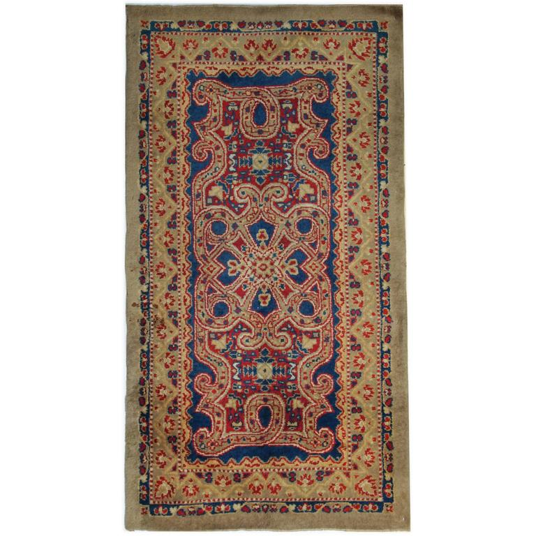 Antique Rugs, Exceptional English Axminster, Art Deco Rugs For Sale