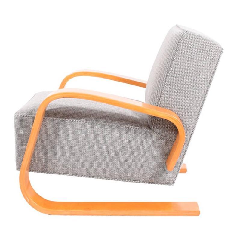 Early Tank Chair by Alvar Aalto for Artek 1