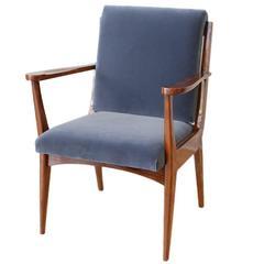 Mid-Century Bridge or Desk Chair
