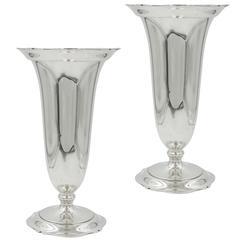 Pair of Antique Vases