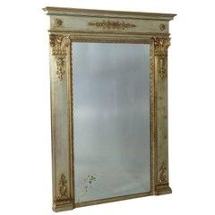 19th Century Antique Wall Mirror