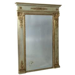 19th Century Antique Wall Mirror