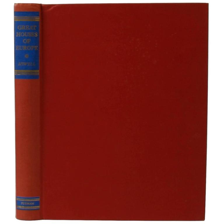 Great Houses of Europe, First Edition