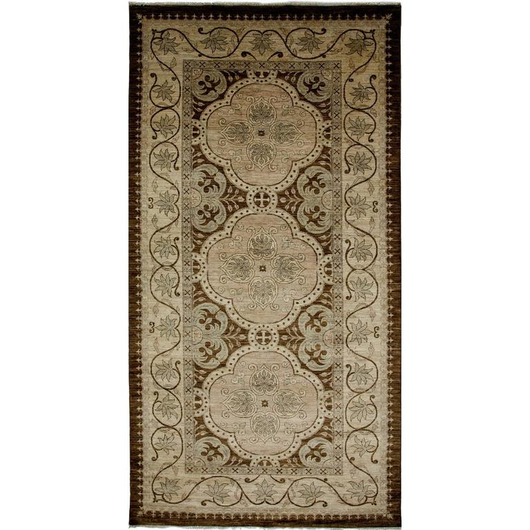 Oushak Rugs For Sale: Beige Oushak Area Rug, Solo Rugs For Sale At 1stdibs