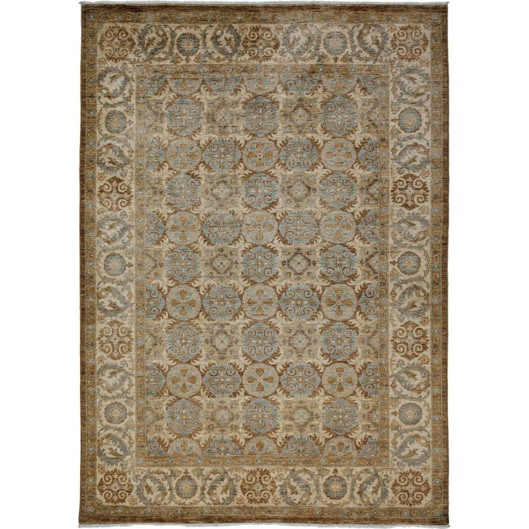 Oushak Area Rug For Sale At 1stdibs
