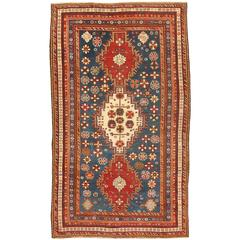 Extremely Fine Antique Caucasian Shirvan Rug