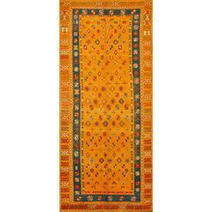 Captivating Superb Vintage Moroccan Rug