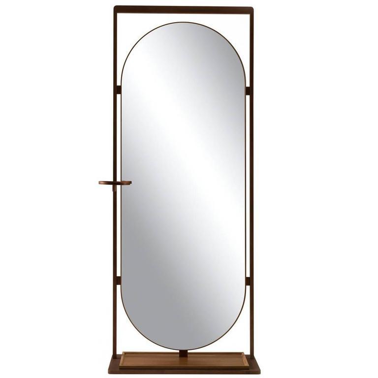 Narcisse Mirror by Design MVW for Giorgetti