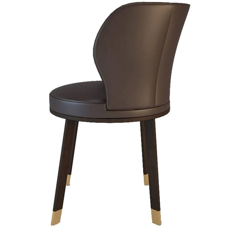 Ode Swivel Chair By Chi Wing Lo For Giorgetti For Sale At