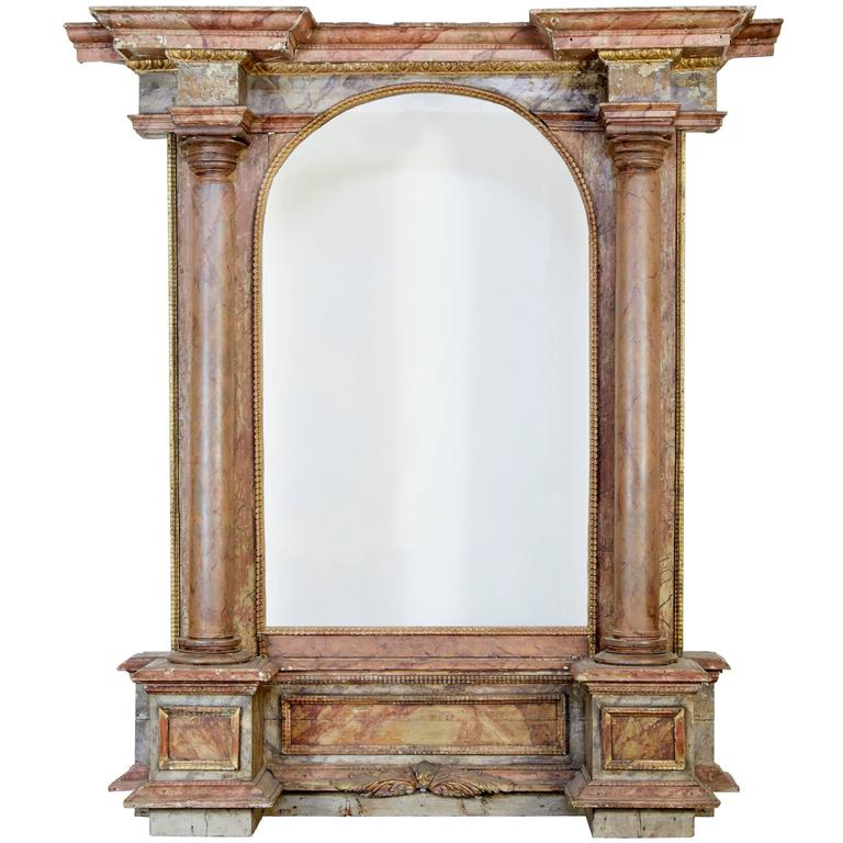 18th Century And Later Painted Italian Architectural