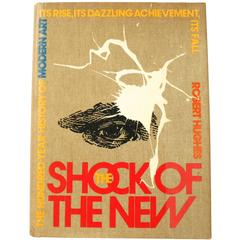 """""""Shock of the New, The Hundred-Year History of Modern Art"""" Book"""