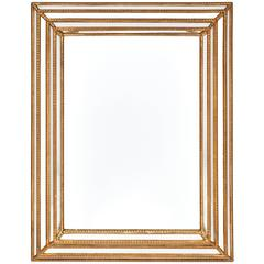 "Louis XVI Style French Antique ""Pareclose"" Mirror"