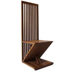 Striking 'Triclinia' Chair with an Elegant Design