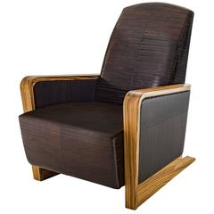 Majestic Leather Armchair