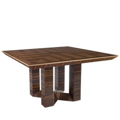 Ettore Square Table