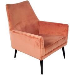 Angular Lounge Chair by Paul McCobb