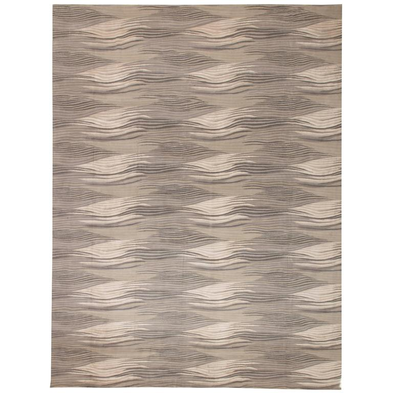 Oversized River Rug Ii For Sale At 1stdibs
