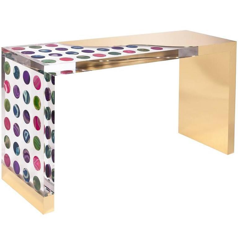 """Horizonte"" Console Table, Studio Superego, Italy"