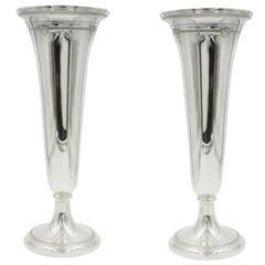 Pair of Watson Vases