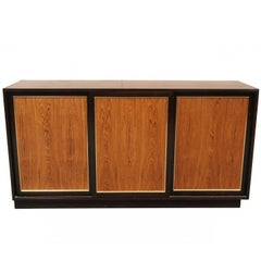 Harvey Probber Three-Door Server Sideboard
