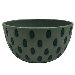 Green Seeds Bowl by Matthew Ward Studio