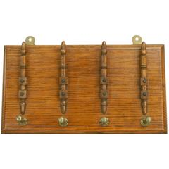 Army and Navy Coaching Whip Rack
